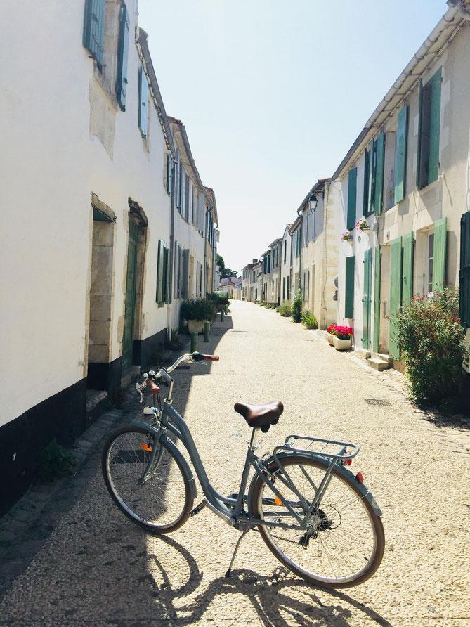 vélo d'occasion sur l ile de re