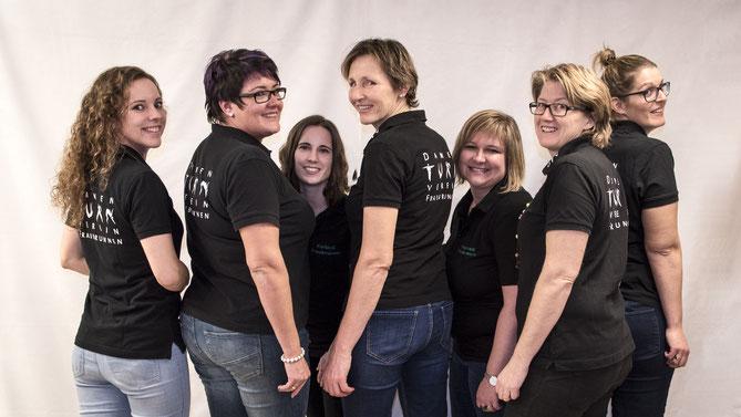 Damenturnverein Fraubrunnen - Vorstand