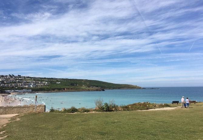 Porthmeor Beach - St. Ives