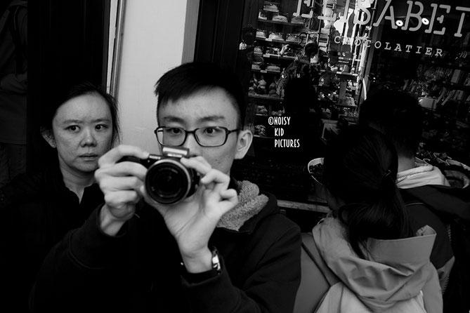 Une formation photo de rue sur Bruxelles avec un photographe qui donne les cours