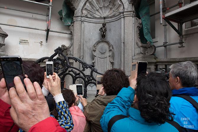 De la photo, des cours et des formations en plein Bruxelles, ville de photographie et de photographes
