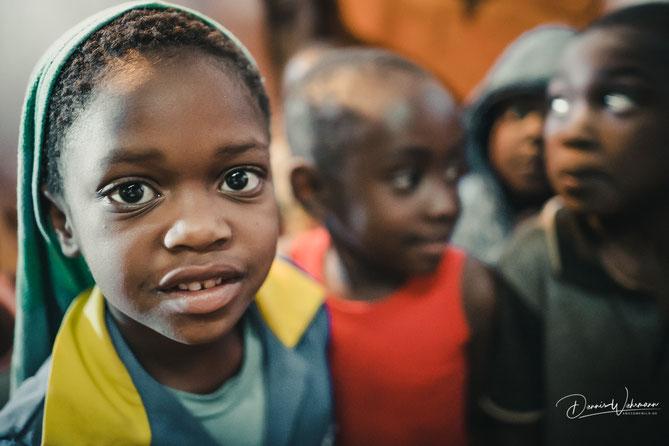 faces of namibia: girl katutura township windhoek namibia