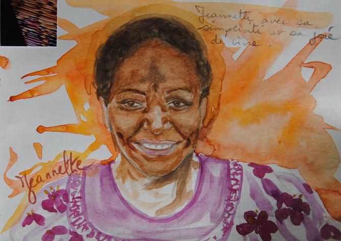 aquarelle-femme-melanesienne-carnet-voyage