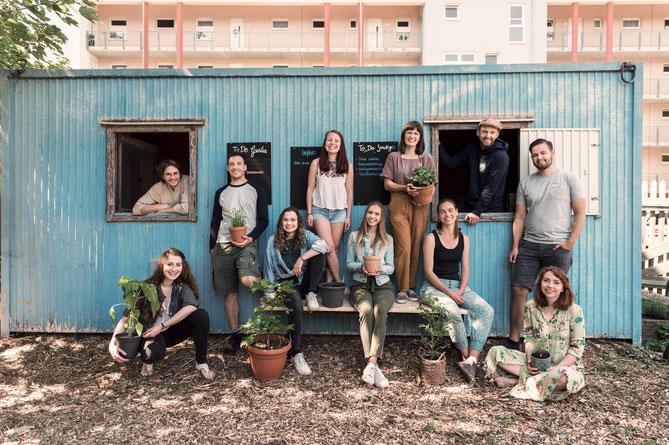 Das Team von Primoza