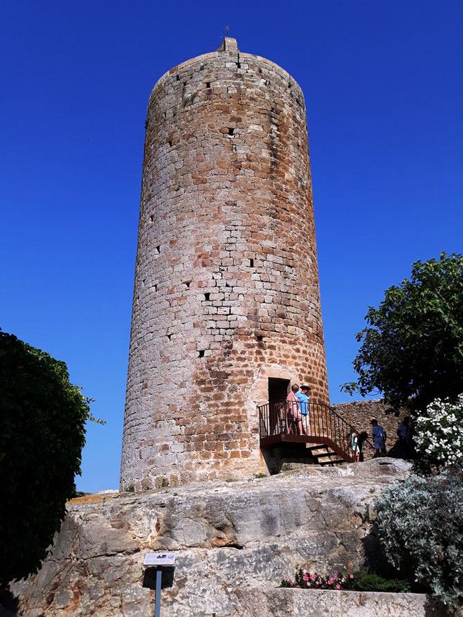 Пальс - часовая башня