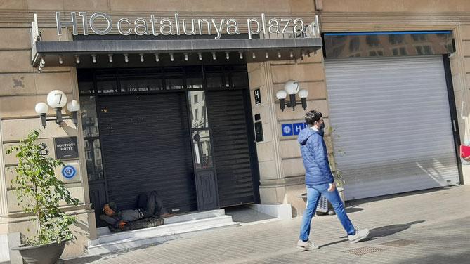 отели Барселоны в кризисе. Новости Барселоны и Каталонии