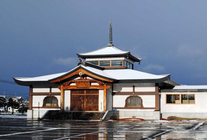 平成26年10月28日・初雪