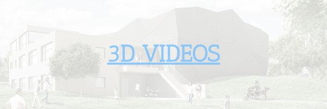 3D Videos aus 3D Modell
