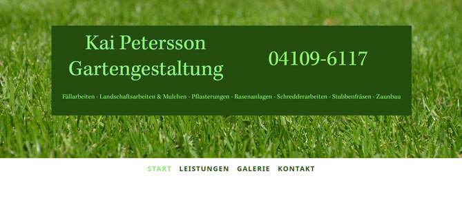 Kai Petersson Gartengestaltung, Tangstedt