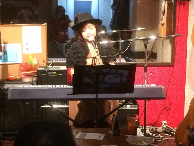 12月18日(金)サンシャイン シティ レコードさん キーボード弾き語りLive