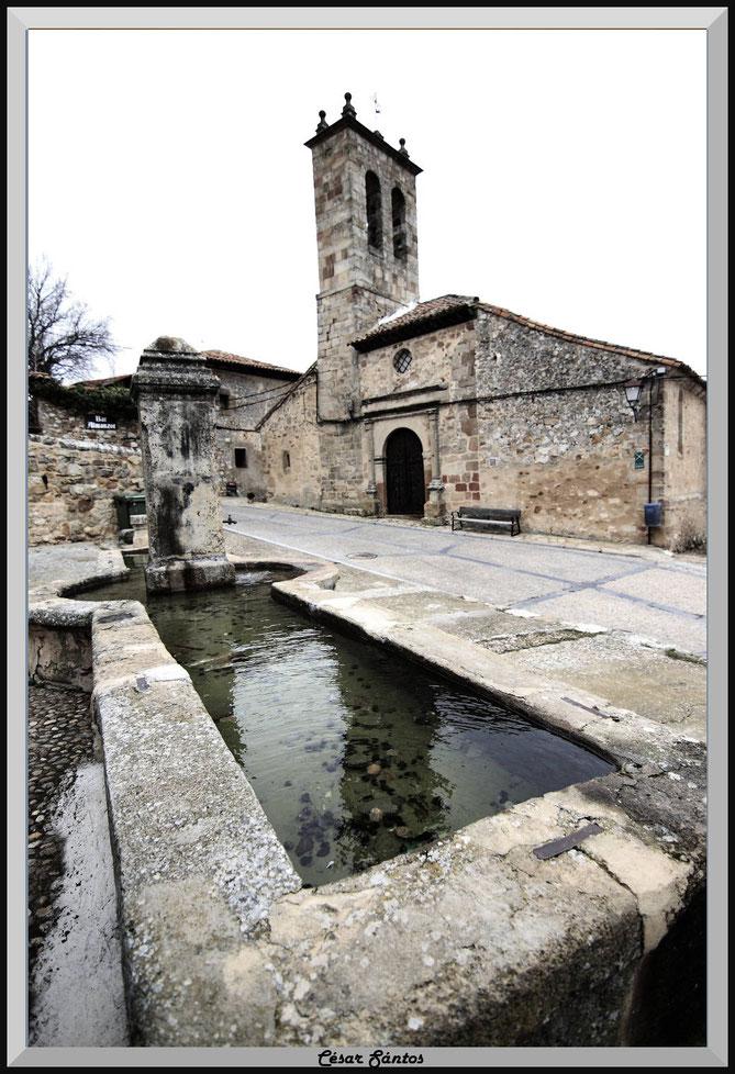 Iglesia Museo San Gil de Atienza.