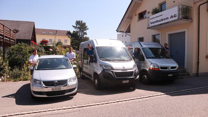 Schreinerei Vonhuben AG in Rupperswil