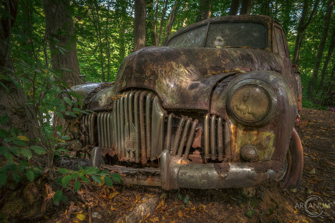 Abandoned House in Germany