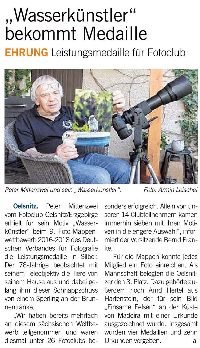 Blick Ausgabe Stollberg vom 25.04.2018