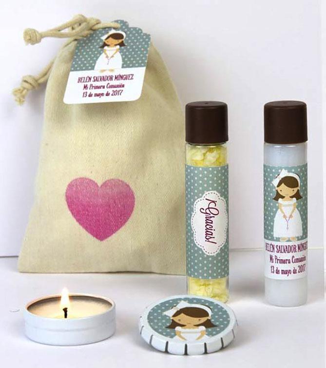 kit para primera comunion de niña