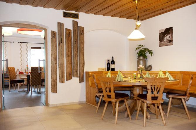 Gastzimmer vom Gasthaus Göttlinger in Schmidham