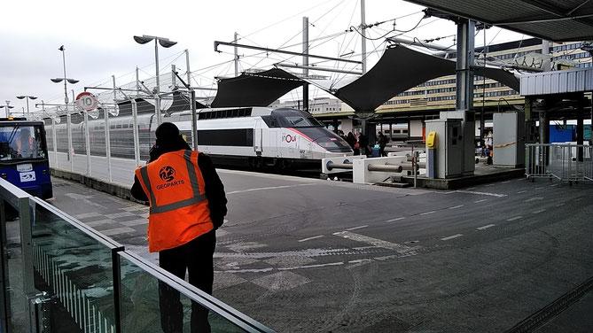 フランスの新幹線 TGV