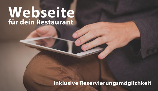 restaurantwebseite