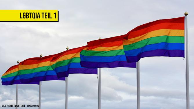 Kennst du schon unsere Serie zur LGBT+ Community?