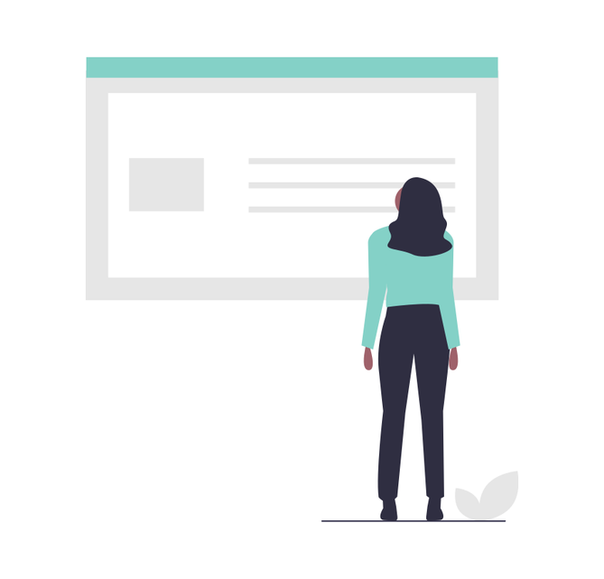 Kunden suchen online nach lokalen Informationen