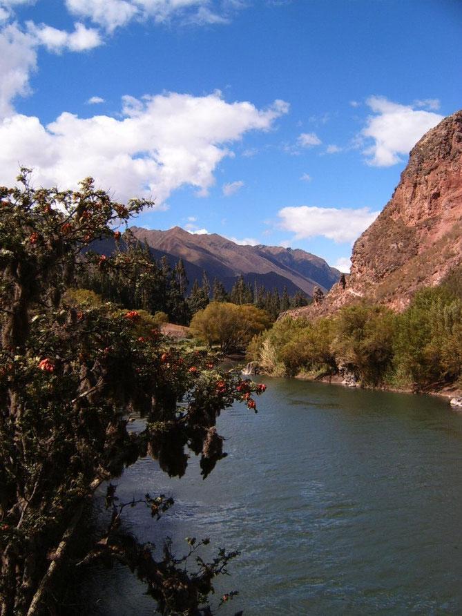 Reisen mit der ganzen Familie nach Peru, Reiten, Fahrradfahren, Rafting