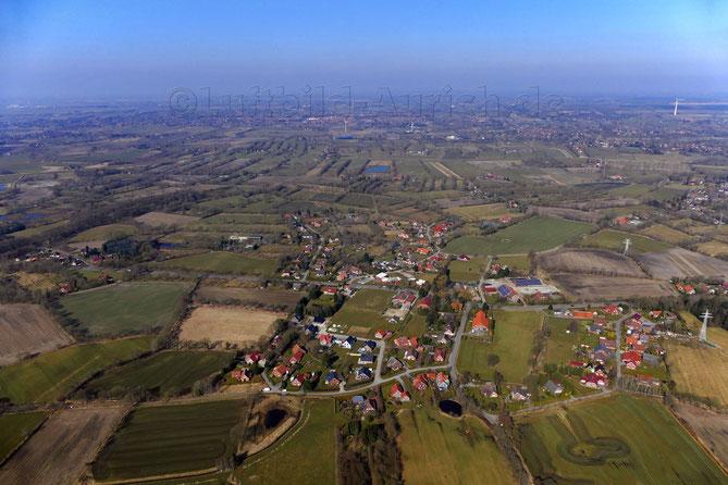 Aurich - Ortsteil Rahe