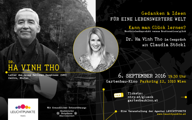 Leuchtpunkte Talks: Ha Vinh Tho