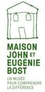 logo du Musée maison John et Eugénie Bost