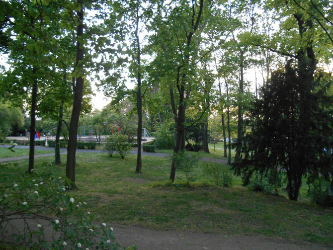 Impressionen des Wolfskehlschen Gartens in Darmstadt-BGessungen: Fotos: Martin Frenzel / FLS