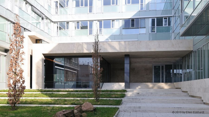 Gedenkstätte Liberale Synagoge / Foto: Ellen Eckhardt (FLS)
