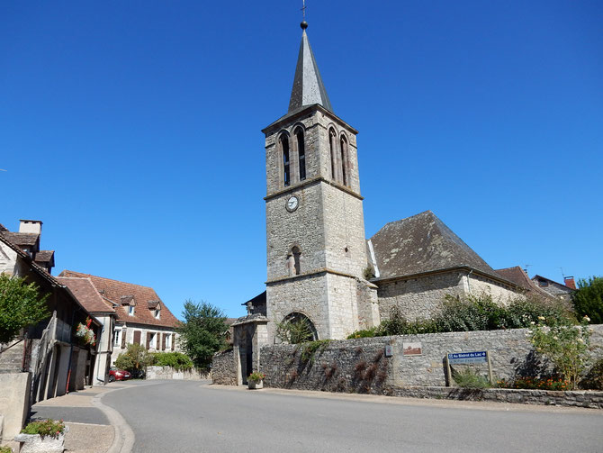 Le Bourg de Tauriac