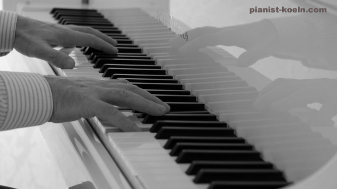 Biographie des Pianisten und Komponisten Reimund Merkens
