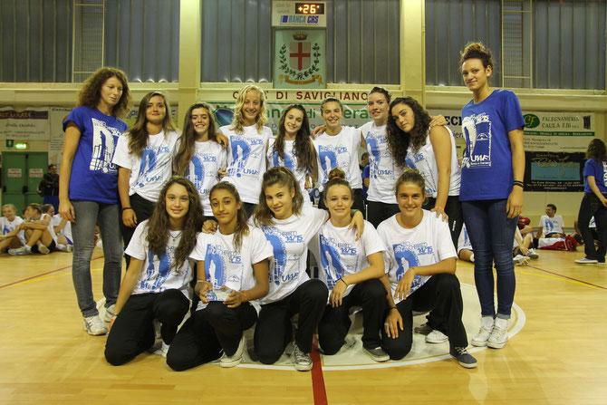 4° Posto : SERTECO Volley School Genova