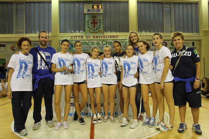 6° Posto : Volley SALUZZO