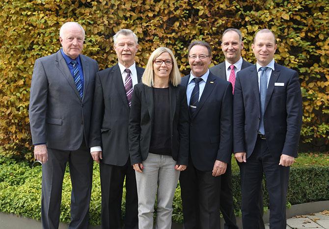Der Stiftungsrat Gesundheitsstiftung Im Landkreis Dachau
