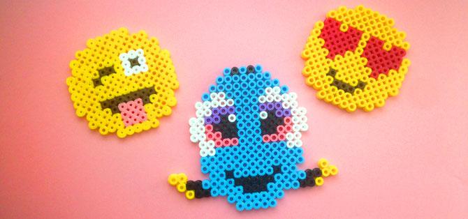 Spielwaren-Kroell, HAMA Buegelperlen; Findet Dory; Emojis