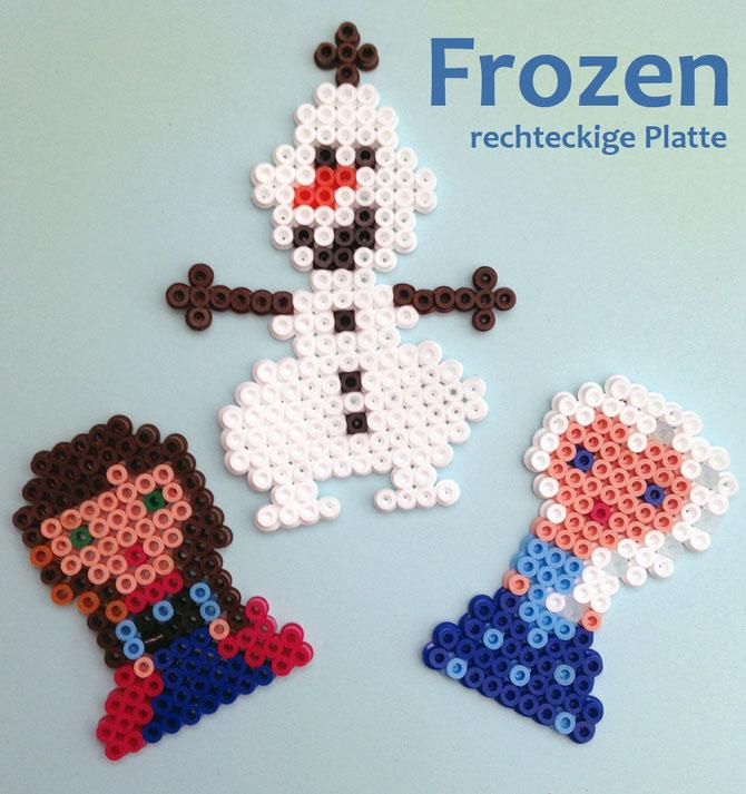Spielwaren-Kröll - Hama - Vorlage - Frozen
