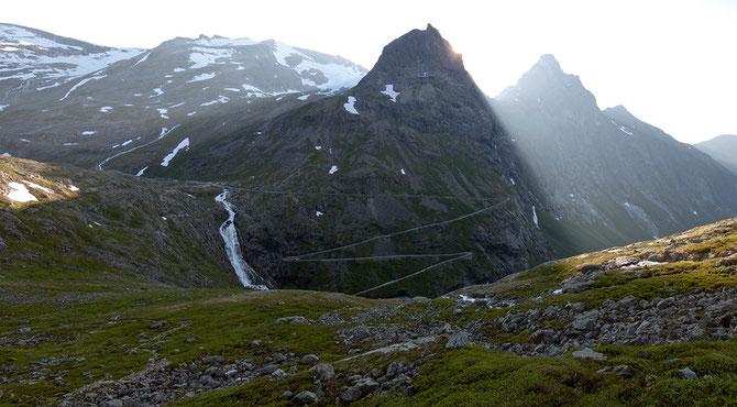 Norwegen - Zentrum
