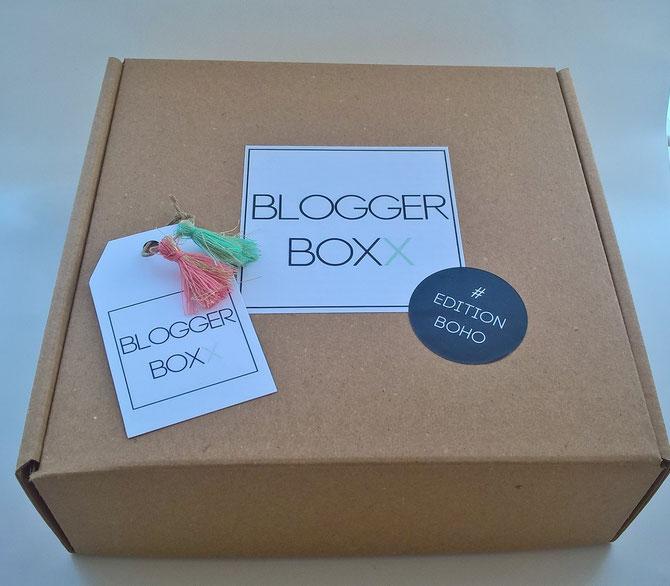 blogger boxx - edition boho