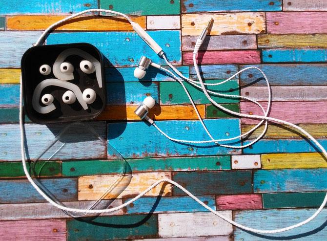 Test: esorio® Premium Kopfhörer in Ear