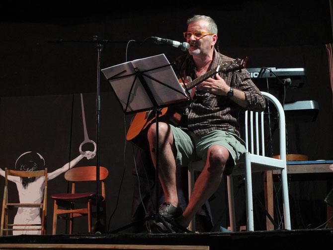 Bari, 28 agosto 2016 - Festival Internazionale dei Poeti Rivoluzionari