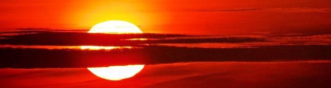 Kap - Sonnenuntergang