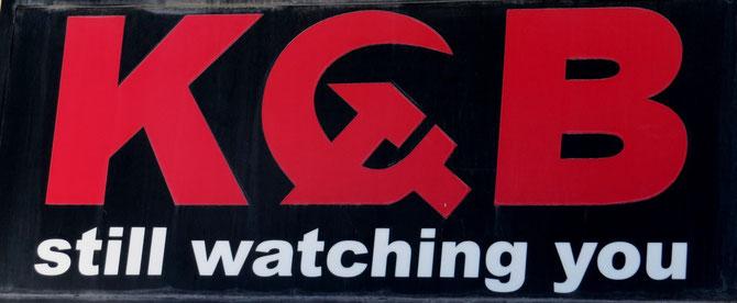 Der KGB hört mit