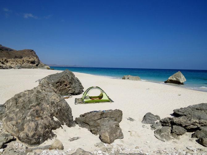 Oman - den Strand verrate ich nur Freunden