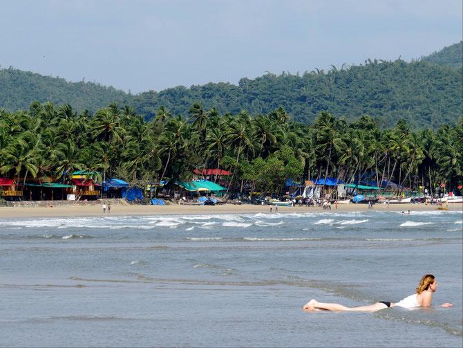 Strand der 1000 Palmen