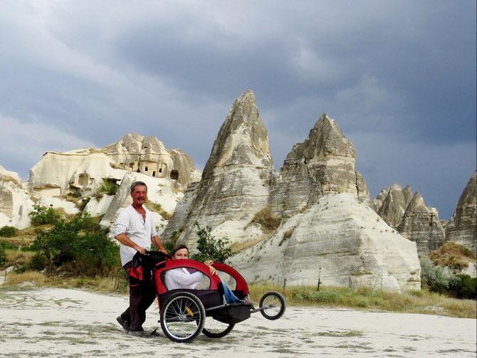 5740 Wanderkilometer, 11 Länder, 300 Tage unterwegs