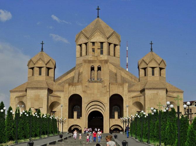 Armenischer Leuchtturm der Macht