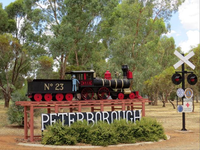 Traumland für Eisenbahnliebhaber