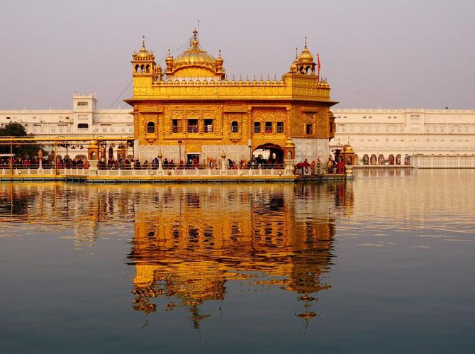 Ein wirkliches Glanzstück - Der Goldene Tempel