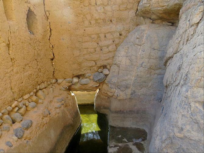 Waschstelle vom alten Dorf